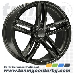 Алуминиеви джанти WHEELWORLD WH11 /Dark Gunmetal Polished/