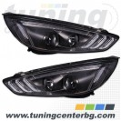 LED фарове Ford Focus 3 Facelift /2015г. - 2018г./