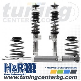 Coilover за VW GOLF 6 Twin-Tube INOX V1