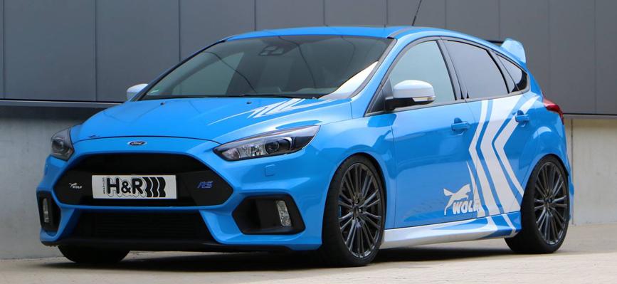 Тунинг Ford Focus RS